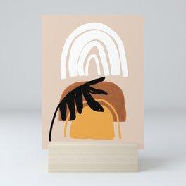 Palm desert Mini Art Print