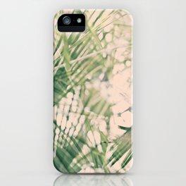 Green dreams iPhone Case