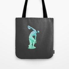 Fashion Discobolo Tote Bag
