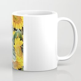 Happy Sunflowers Coffee Mug