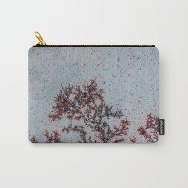 Sakura Moss Agate Carry-All Pouch