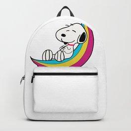 Snoopy sleeping Backpack