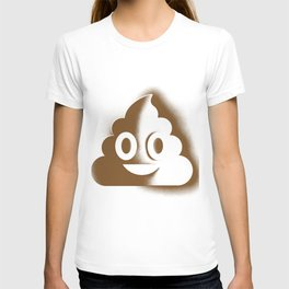 A Room with a Poop T-shirt