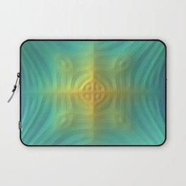 Ghostly Laptop Sleeve