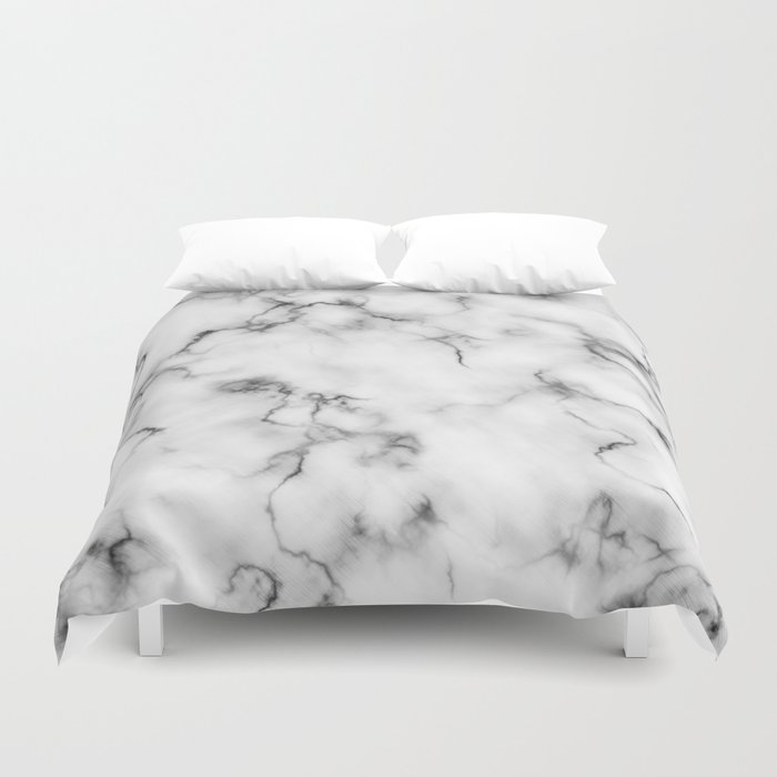 Marble Duvet Cover By Willwild Society6