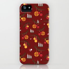 Hygge iPhone Case