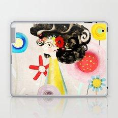 Let´s think left side brain sometimes Laptop & iPad Skin