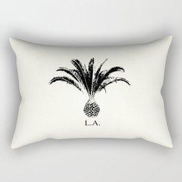 Los Angeles Rectangular Pillow