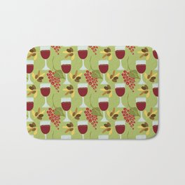 Wine lover Bath Mat