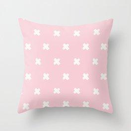 cross (6) Throw Pillow