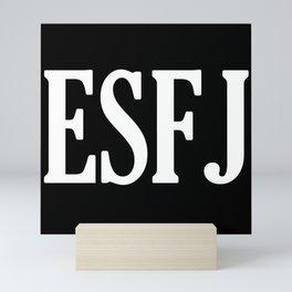 ESFJ Personality Type Mini Art Print