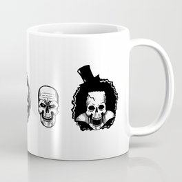 Appetite for Skulls Coffee Mug