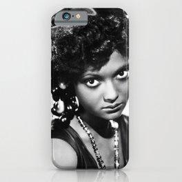 Nina Mae McKinney - Black Culture - Black History iPhone Case