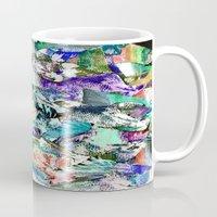 school Mugs featuring School by Nancy Smith