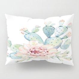 Cactus Plant Rosie Pillow Sham