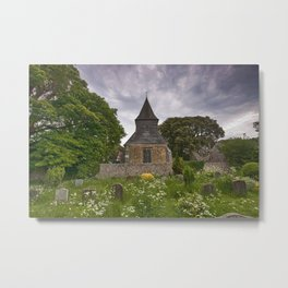 St Mary and St Peter Wilmington Metal Print