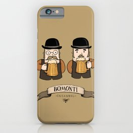 Bomonti, Istanbul iPhone Case