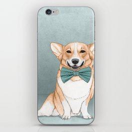 Corgi Dog iPhone Skin
