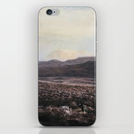 Painted Mountains iPhone Skin