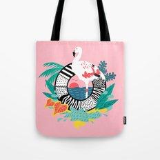 Flaming-oOO Tote Bag