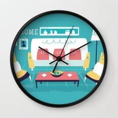 :::Minimal living room::: Wall Clock