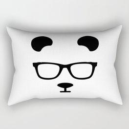 Nerd Panda Rectangular Pillow