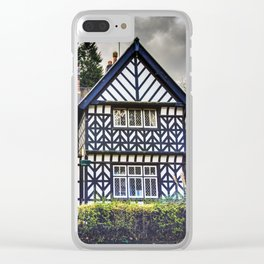 Tudor Home Clear iPhone Case