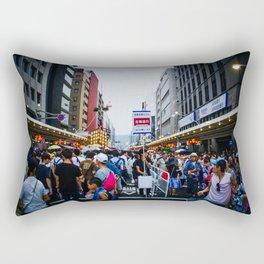 Gion Matsuri Rectangular Pillow