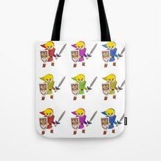 Links! Tote Bag