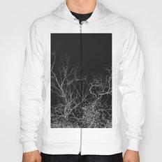 Dark night forest Hoody