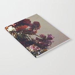Old Flower Notebook