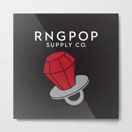 RNGPOP Metal Print