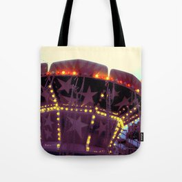 Or Was It a Dream (II)? ~ vintage carnival Tote Bag