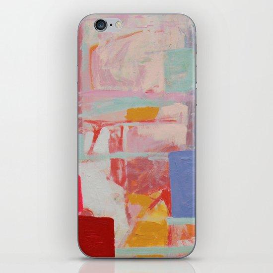 Rooftop Kiss iPhone & iPod Skin