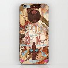 space (2013) iPhone & iPod Skin