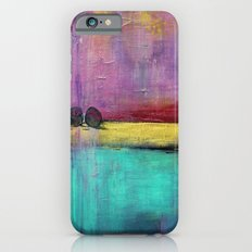 Jewel Thief - Textured Abstract Art iPhone 6s Slim Case