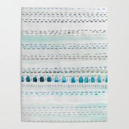 Sea Stitch Poster