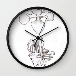machinery No. 0004 Wall Clock
