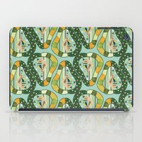 pear iPad Cases featuring PEAR by SEUNGEUN LEE