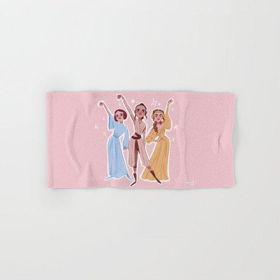 Work! (The Schuywalkers) Hand & Bath Towel
