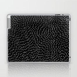 storm | black Laptop & iPad Skin
