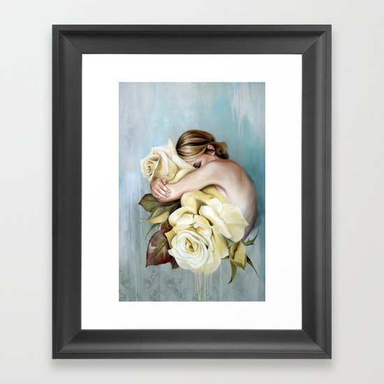 Self Framed Art Print