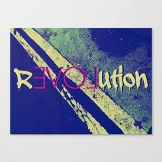 Revolutionary Road  Canvas Print