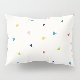 Cute Confetti Pattern Pillow Sham
