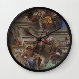 Sant'Ignazio Church 2, Rome Wall Clock
