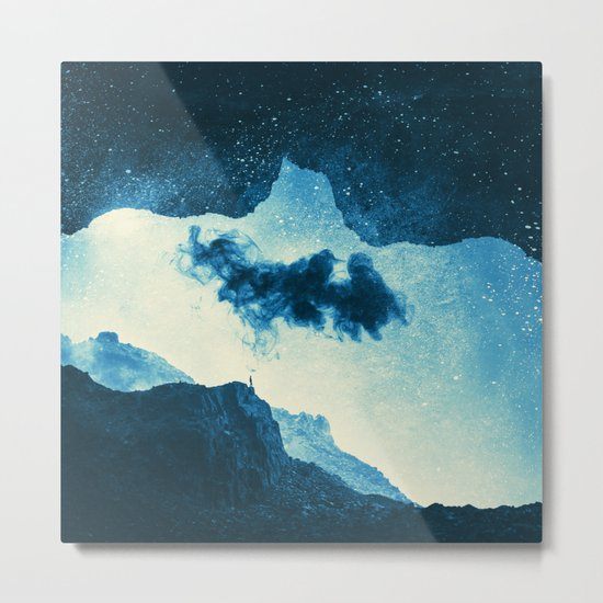 Spaces IX - Imaginary World Metal Print