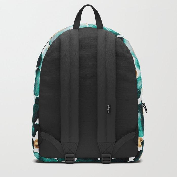 Watercolor 04 Backpack