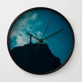 Christ the Redeemer / Cristo Redentor Wall Clock
