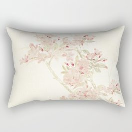 In the Blossoming 2019 Rectangular Pillow