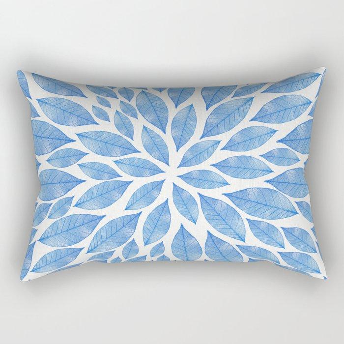 Petal Burst #24 Rectangular Pillow